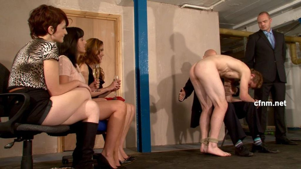 Naked dare humiliation stories