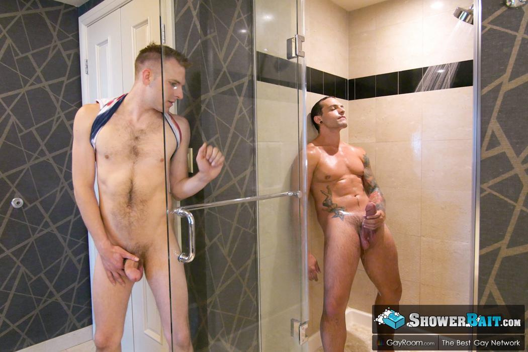 The folks sucking in shower