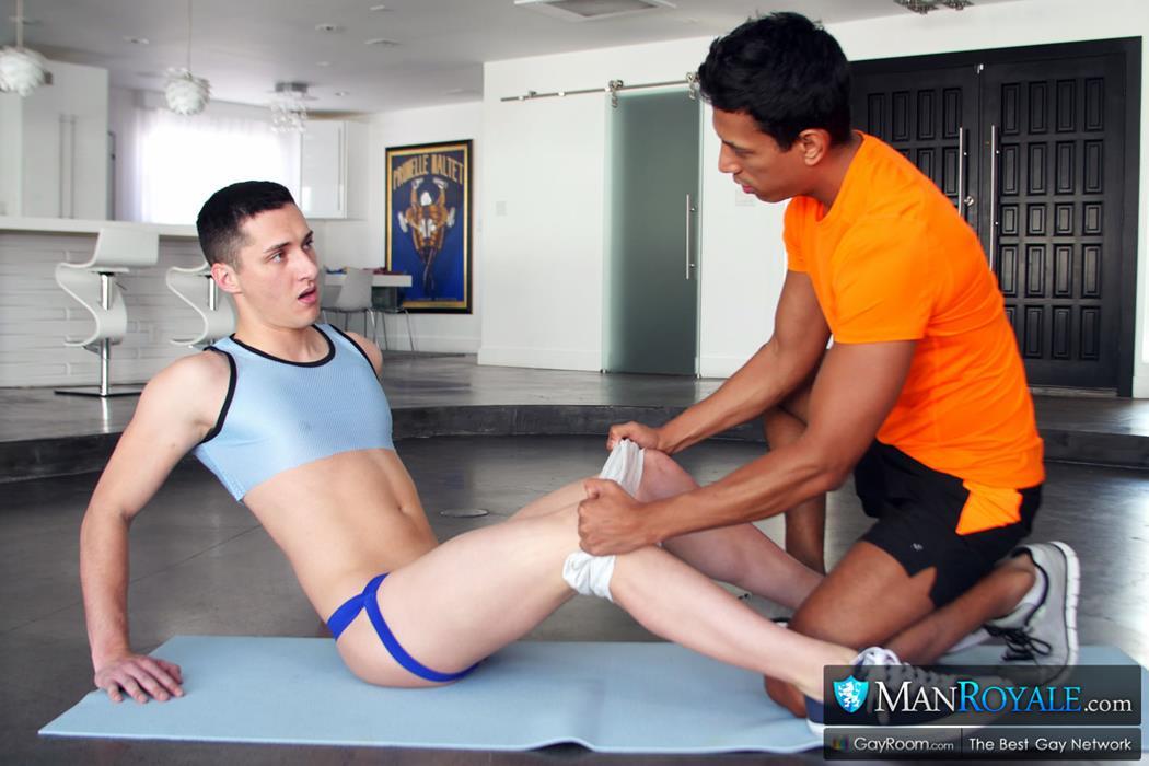 Seducing the personal trainer