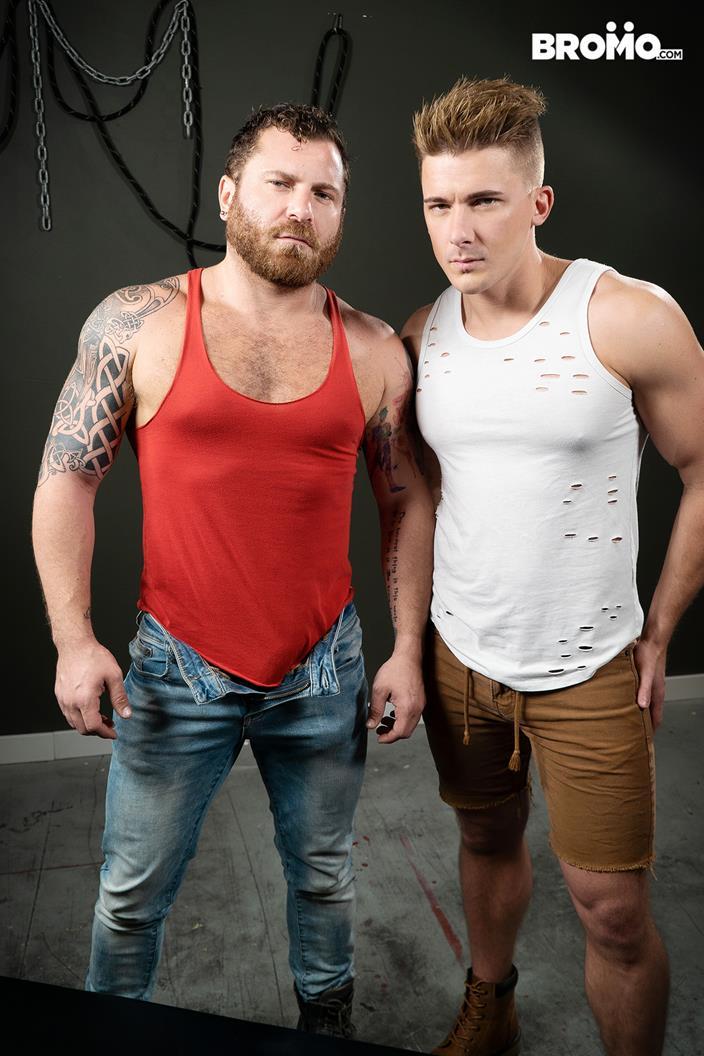 Bromo - Pretty Boy Fucked - Riley Mitchel & Jake Porter Bromo