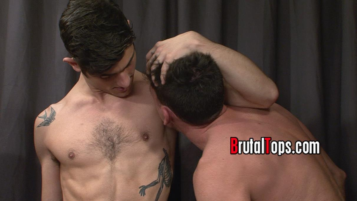 BrutalTops - Masters Lucas and Edward Humiliate Their Sub BrutalTops