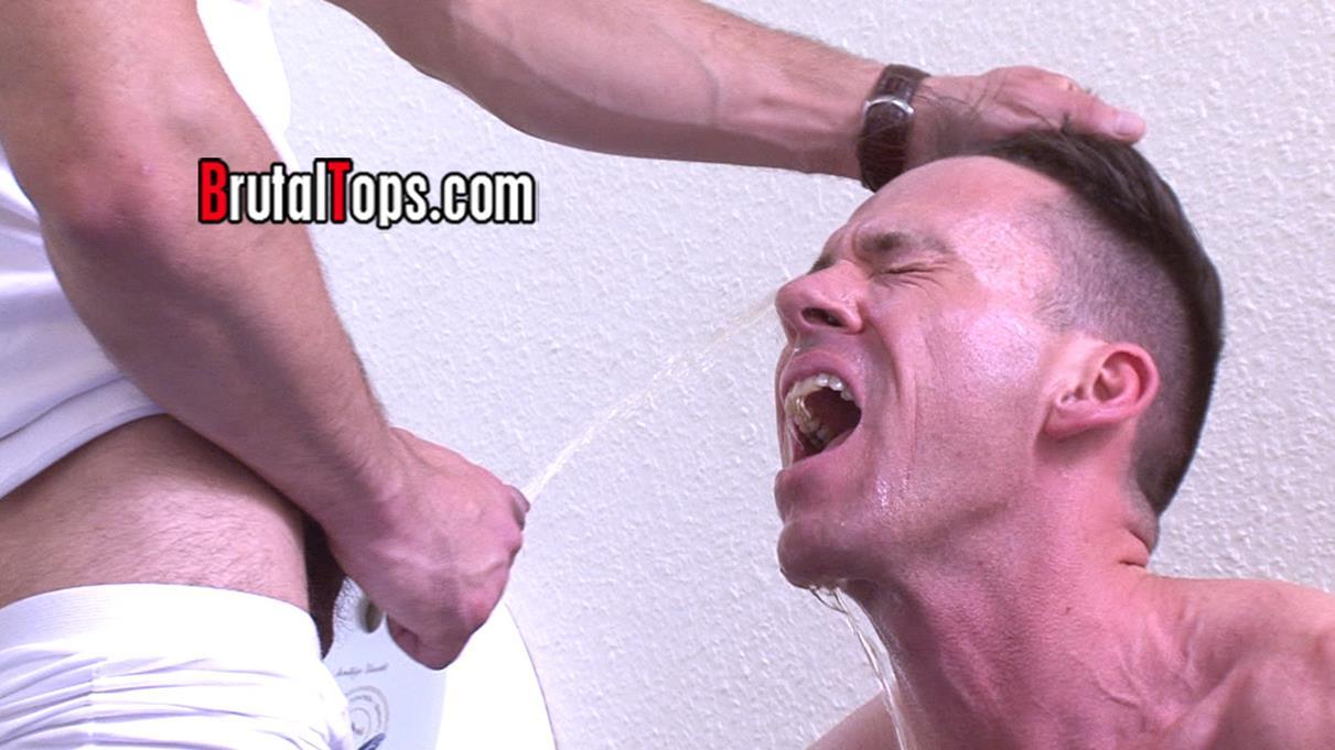 BrutalTops - Master Jaime returns to humiliate a brand-new faggy sub BrutalTops