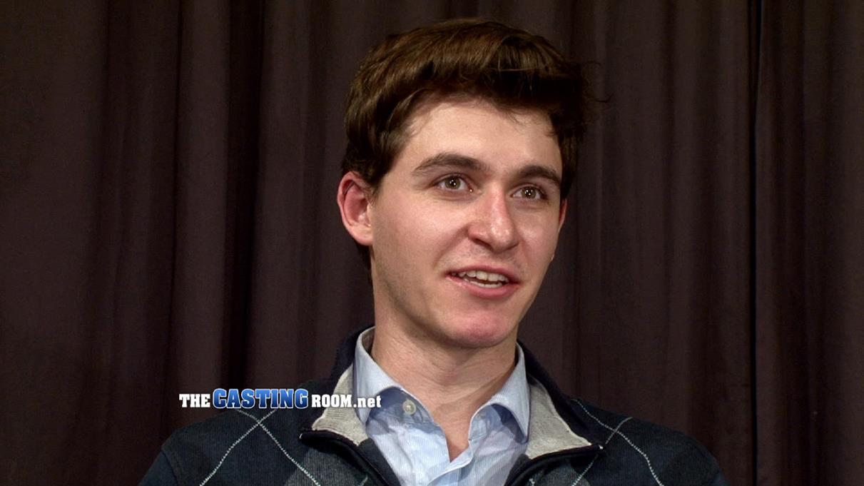 TheCastingRoom - American Student Eric TheCastingRoom