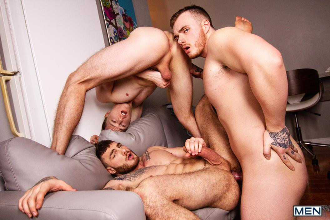 MEN - Owned and Boned - William Seed, Theo Ross & Cayden Solano MEN.com