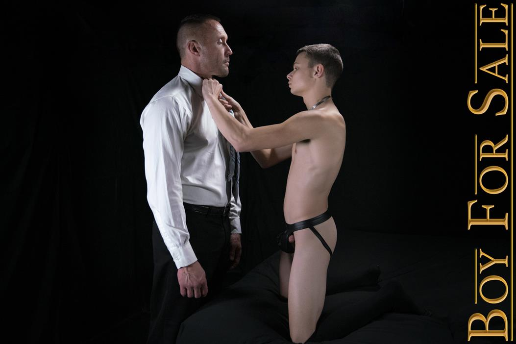 BoyForSale - BOY AUSTIN - Chapter 8 - Captivity  BUYER #2 - Master Myles BoyForSale