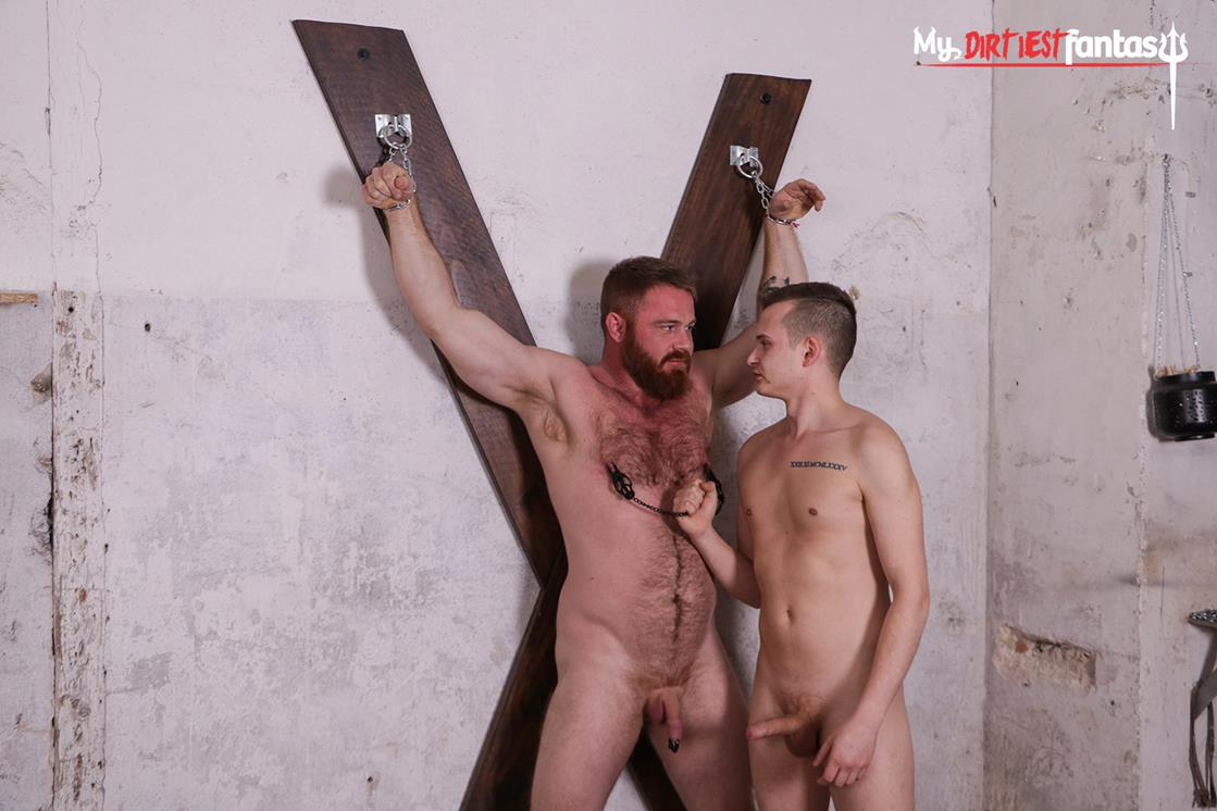 MyDirtiestFantasy - Punished by Silas - American FF & Silas Rise MyDirtiestFantasy