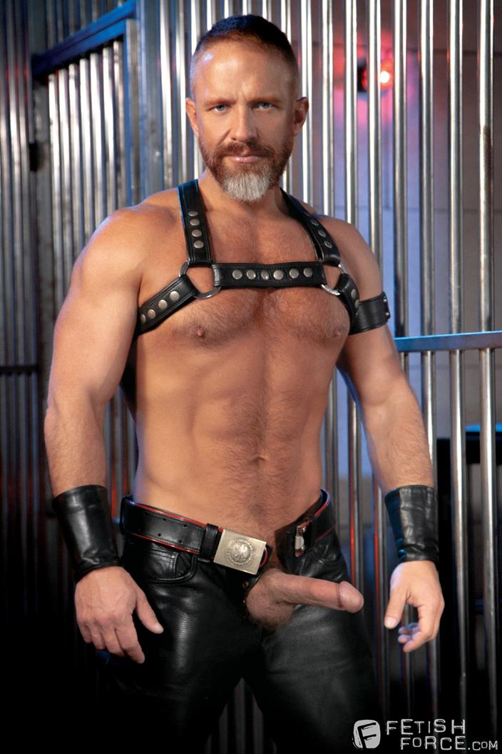 FistingCentral - Leather Dogs - Dirk Caber & Jake Morgan FistingCentral