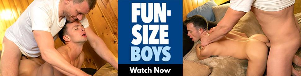 FunSizeBoys - AUSTIN & THE TAILOR Chapter 2: The Fitting FunSizeBoys.com