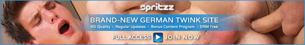 Spritzz - XL Cock Needs Raw Company - Bjorn Nykvist, Richard Hicks Spritzz
