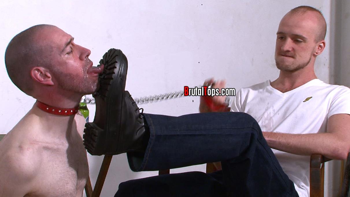 BrutalTops – Master Kieron Fucks His Sub Raw