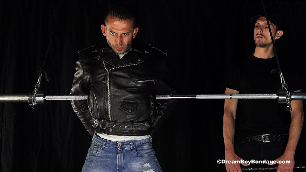 DreamBoyBondage – Julian – The Wages of Sin – Chapter 1