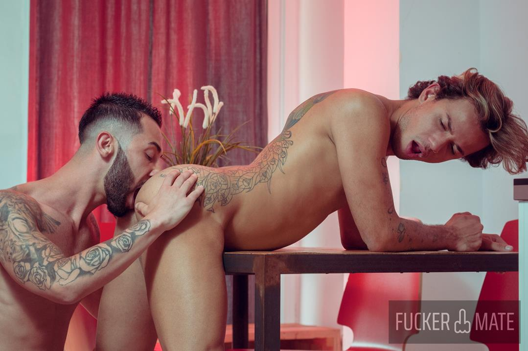 FuckerMate - Bare Lust - Alejandro Torres and Sergio Jobbel FuckerMate