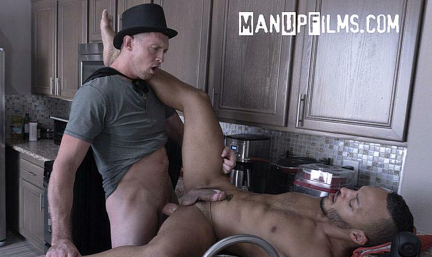 ManUpFilms – Pierce Learned a Magic Buttsex Spell – Dillon Diaz, Pierce Paris