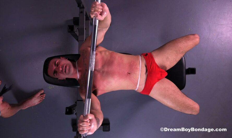 DreamBoyBondage – Ian Greene – Sex Slave Training