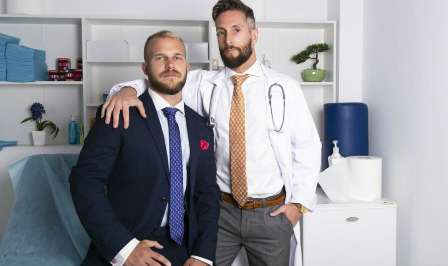 MenAtPlay – Check-In With Dr. North – Malek Tobias, Nick North