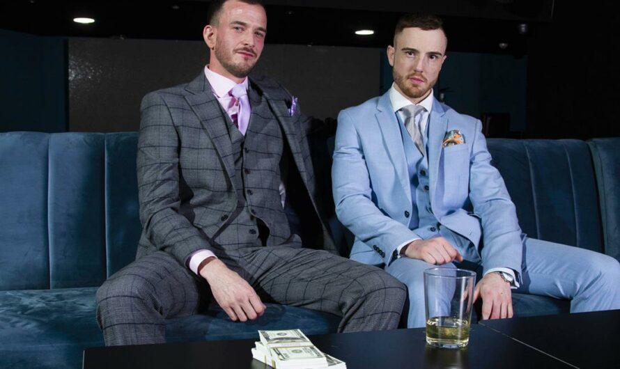 MenAtPlay – Mafiosi – JP Dubois, Franky Fox