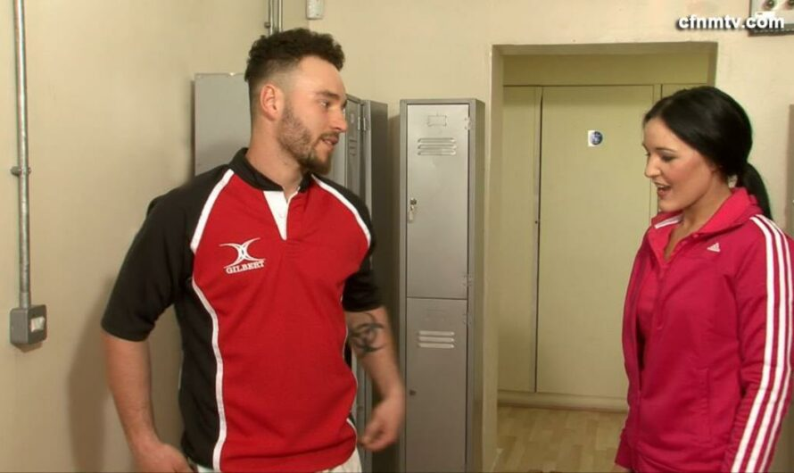 CFNMTV – Rugby Hunk's Injury