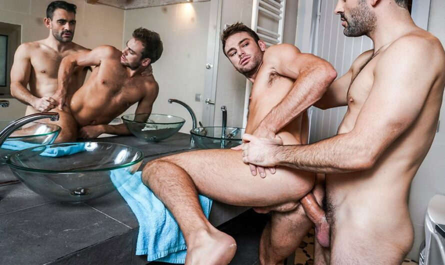 LucasEntertainment – Max Adonis And Max Arion Screw On The Sly
