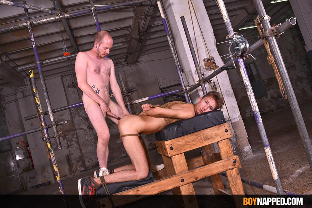 BoyNapped - Owning A Horny Hung Twink - Part 2 - Jay McDally, Sean Taylor BoyNapped