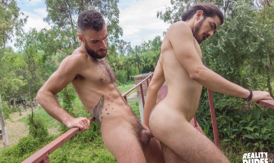 RealityDudes – Dudes In Public 55 – Park – Emi & Rodri