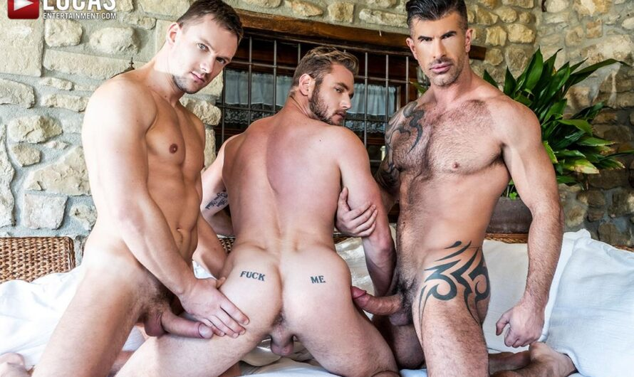 LucasEntertainment – Loaded With Seed – Ace Era, Adam Killian, Andrey Vic