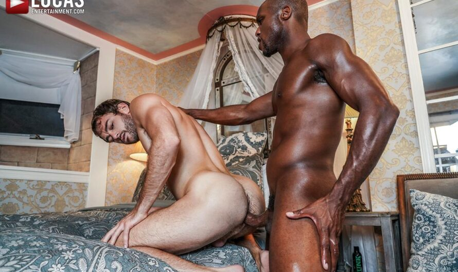 LucasEntertainment – Andre Donovan Thrashes Max Adonis' Ass