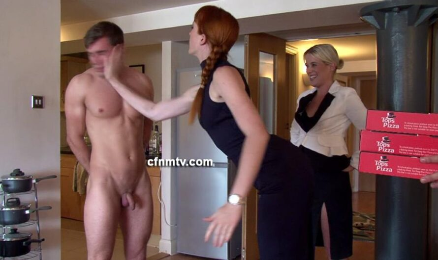 CFNMTV – Office Rival – Part 3