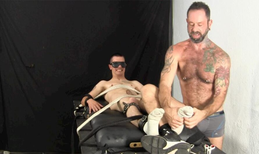 TickledHard – James Cannon Tickle Tortured