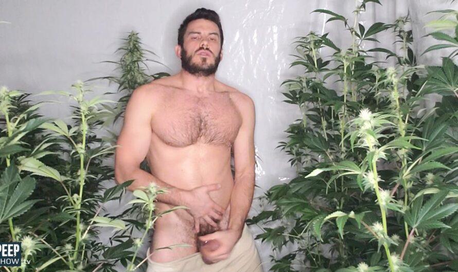 PeepShowTV – Vander Pulaski – Botanical Piss & Cum