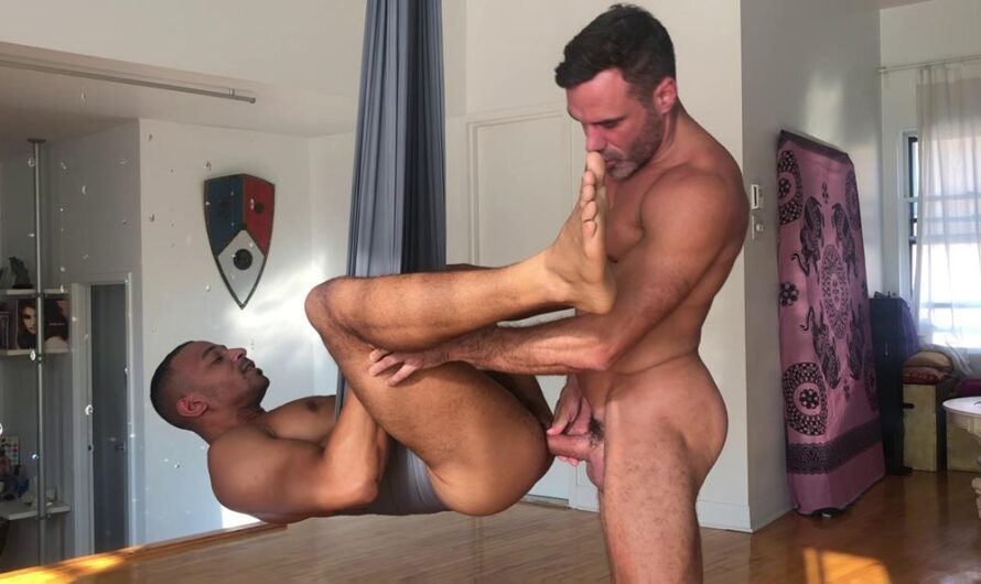 RawFuckClub – Aerial Fuck Scene with Zario Travezz and Manuel Skye