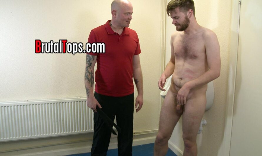 BrutalTops – Master Dave Tramples On His Sub