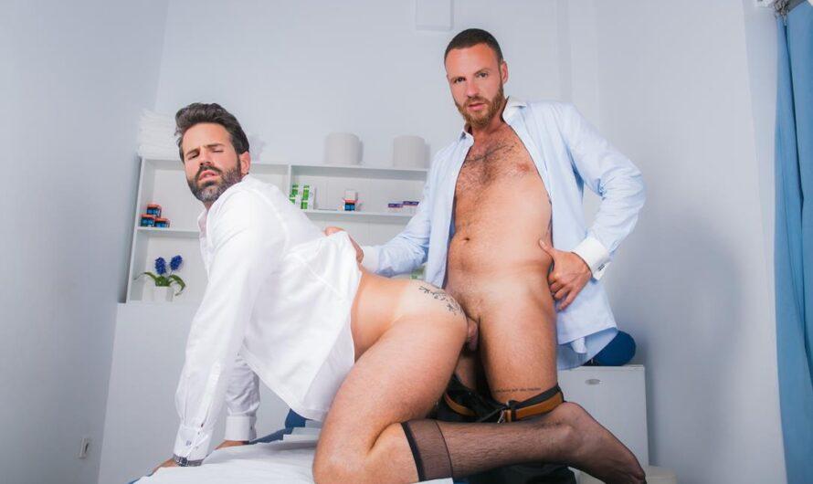 MenAtPlay – Doctors' Examination – Dani Robles, Leo Rosso