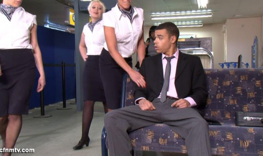 CFNMTV – The Airport – EPISODE 4