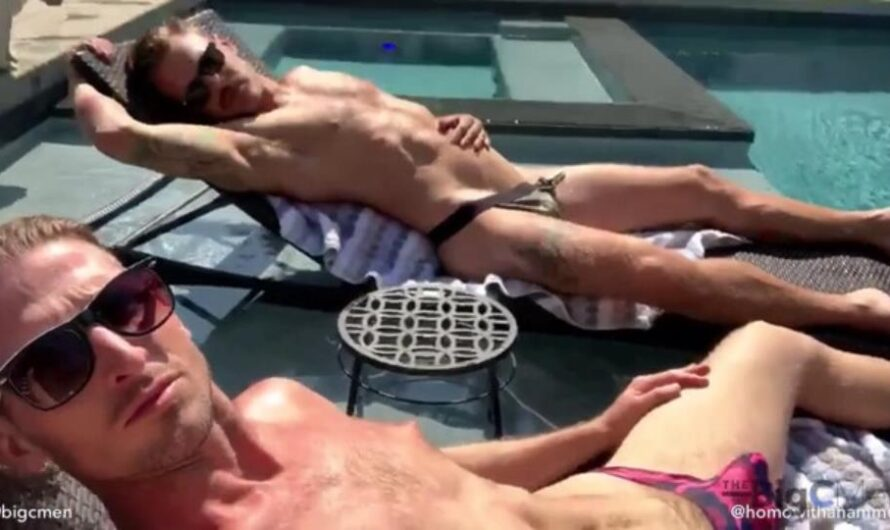 TheBigCMen – Jared & Homowithahammer Play All Day While Daddy Is At Work